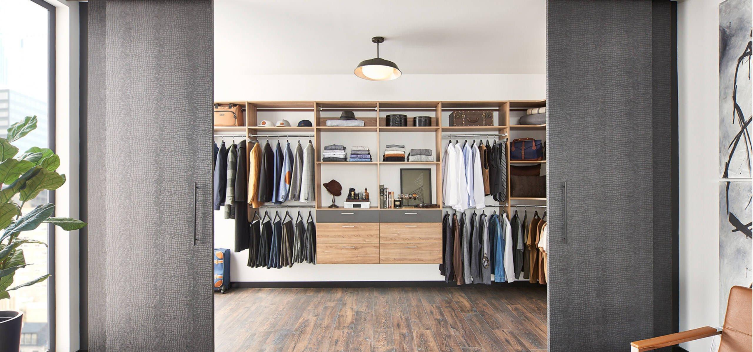 Closet Drawer Units